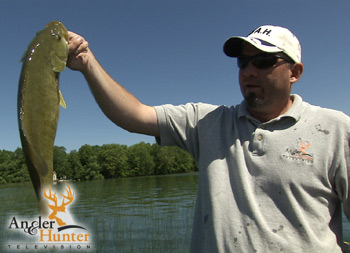Lake Simcoe Smorgasbord | Angler & Hunter Television