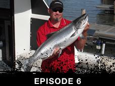 Episode 6: Lake Ontario Salmon Hunt