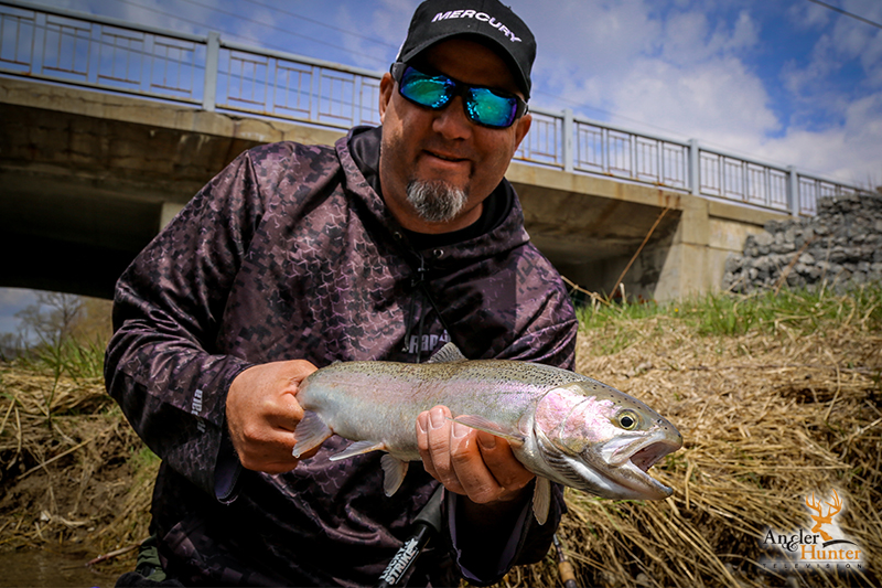 Episode 3: Slummin' the 'shwa for Steelhead