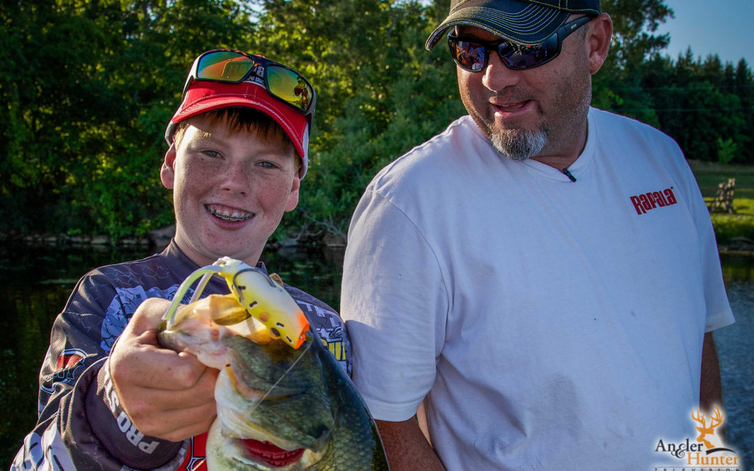 Episode 5: Froggin' for Bass